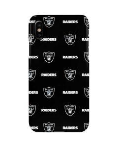 Raiders Blitz Series iPhone XS Max Lite Case