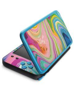 Rainbow Marble 2DS XL (2017) Skin