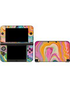 Rainbow Marble 3DS XL 2015 Skin