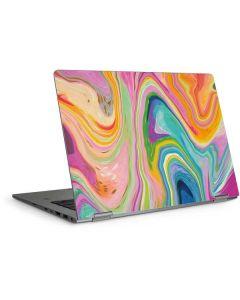 Rainbow Marble HP Elitebook Skin