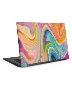 Rainbow Marble Dell Latitude Skin