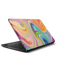 Rainbow Marble HP Notebook Skin