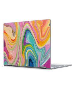 Rainbow Marble Pixelbook Skin