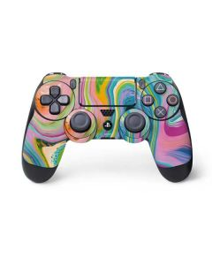 Rainbow Marble PS4 Controller Skin