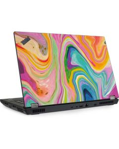 Rainbow Marble Lenovo ThinkPad Skin
