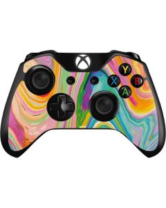 Rainbow Marble Xbox One Controller Skin