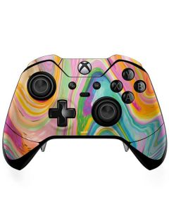 Rainbow Marble Xbox One Elite Controller Skin
