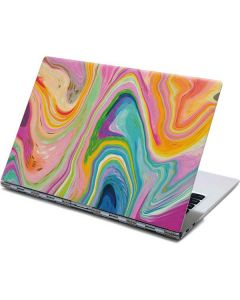 Rainbow Marble Yoga 910 2-in-1 14in Touch-Screen Skin