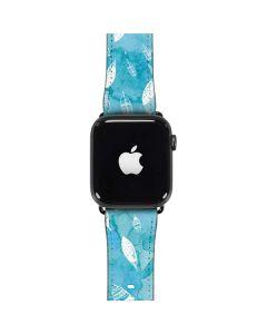 Raining Feathers Apple Watch Case