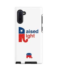 Raised Right Galaxy Note 10 Pro Case