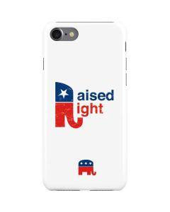 Raised Right iPhone SE Lite Case