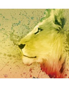 Profile of the Lion of Judah Generic Laptop Skin