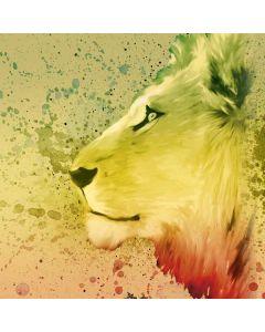 Profile of the Lion of Judah Apple MacBook Pro Skin