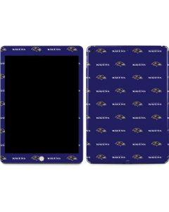 Baltimore Ravens Blitz Series Apple iPad Skin