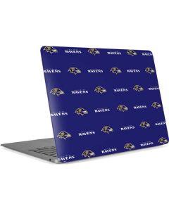 Baltimore Ravens Blitz Series Apple MacBook Air Skin