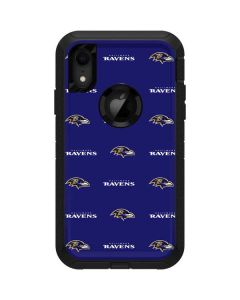 Baltimore Ravens Blitz Series Otterbox Defender iPhone Skin