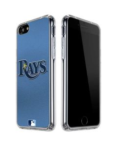 Rays Embroidery iPhone SE Clear Case