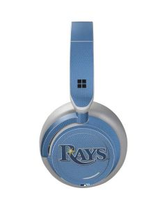 Rays Embroidery Surface Headphones Skin