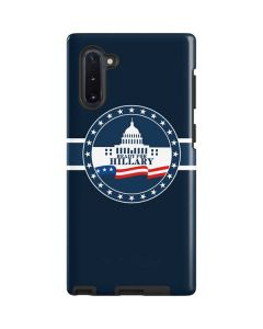Ready For Hillary Galaxy Note 10 Pro Case