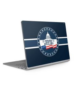 Ready For Hillary Surface Book 2 15in Skin