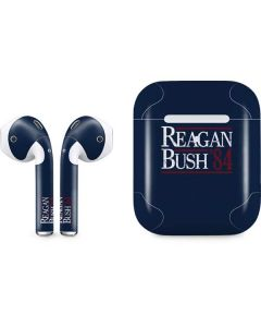 Reagan Bush 84 Apple AirPods 2 Skin