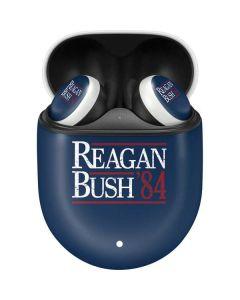 Reagan Bush 84 Google Pixel Buds Skin