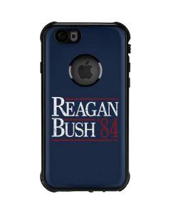 Reagan Bush 84 iPhone 6/6s Waterproof Case