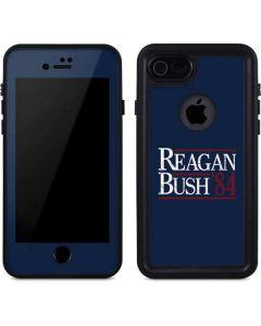 Reagan Bush 84 iPhone SE Waterproof Case
