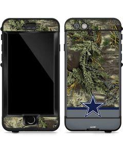Realtree Camo Dallas Cowboys LifeProof Nuud iPhone Skin