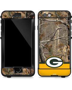 Realtree Camo Green Bay Packers LifeProof Nuud iPhone Skin