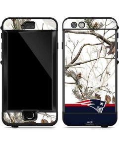 Realtree Camo New England Patriots LifeProof Nuud iPhone Skin