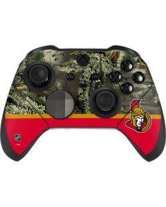 Realtree Camo Ottawa Senators Xbox Elite Wireless Controller Series 2 Skin