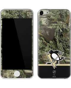 Realtree Camo Pittsburgh Penguins Apple iPod Skin