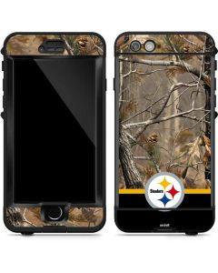 Realtree Camo Pittsburgh Steelers LifeProof Nuud iPhone Skin