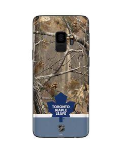 Realtree Camo Toronto Maple Leafs Galaxy S9 Skin