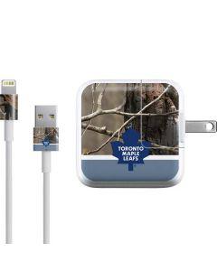 Realtree Camo Toronto Maple Leafs iPad Charger (10W USB) Skin