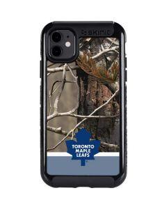 Realtree Camo Toronto Maple Leafs iPhone 11 Cargo Case
