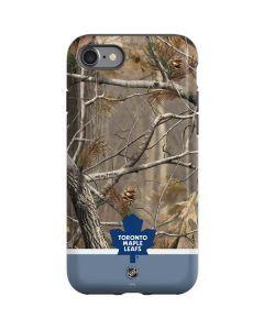 Realtree Camo Toronto Maple Leafs iPhone SE Pro Case