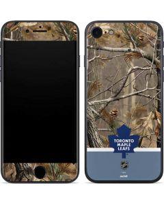 Realtree Camo Toronto Maple Leafs iPhone SE Skin