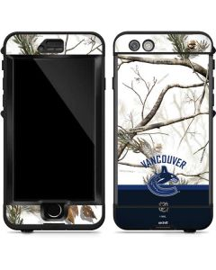 Realtree Camo Vancouver Canucks LifeProof Nuud iPhone Skin
