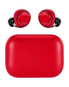 Red Amazon Echo Buds Skin
