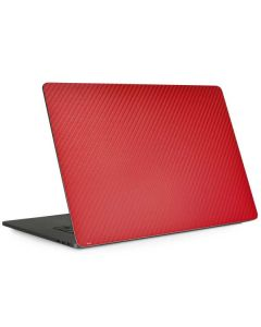 Red Carbon Fiber Apple MacBook Pro 15-inch Skin