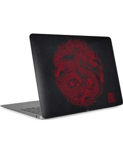 Red Dragon Apple MacBook Air Skin