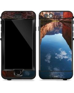 Redwall Limestone in Marble Canyon LifeProof Nuud iPhone Skin