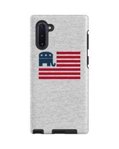 Republican American Flag Galaxy Note 10 Pro Case