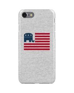Republican American Flag iPhone SE Lite Case