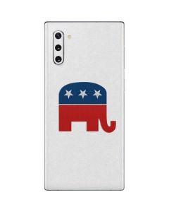 Republican Elephant Galaxy Note 10 Skin