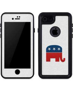 Republican Elephant iPhone SE Waterproof Case
