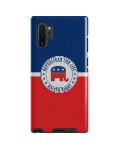 Republican For Life Galaxy Note 10 Plus Pro Case