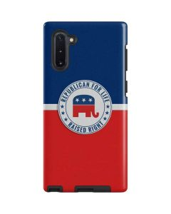 Republican For Life Galaxy Note 10 Pro Case